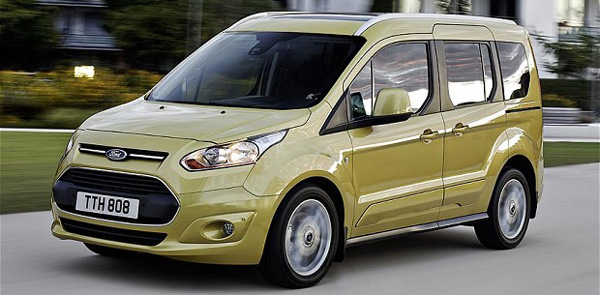 Ford Tourneo Connect Faiz Fırsatı