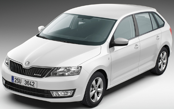 2016 SKoda Rapid Spaceback