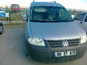 Volkswagen Caddy  2007 model Aksaray satlik ikinci el araba