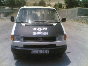 Volkswagen transporter 1998 model aksaray satlik araba
