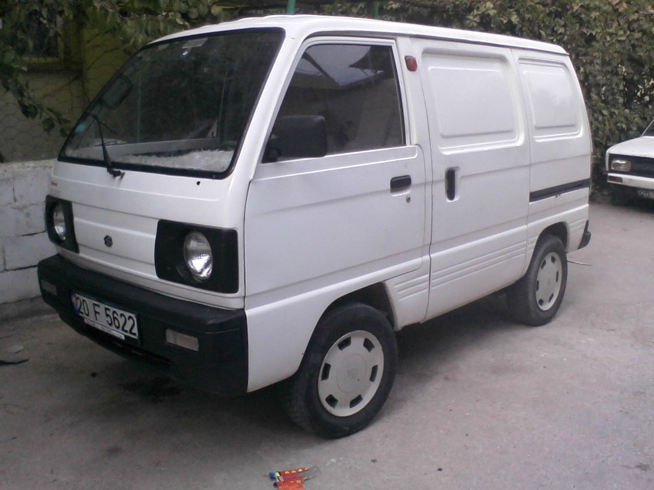 Suzuki Carry Super Carry 1999 Cadillac