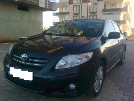 2010 toyota corolla 1.4 d-4d related infomation,specifications